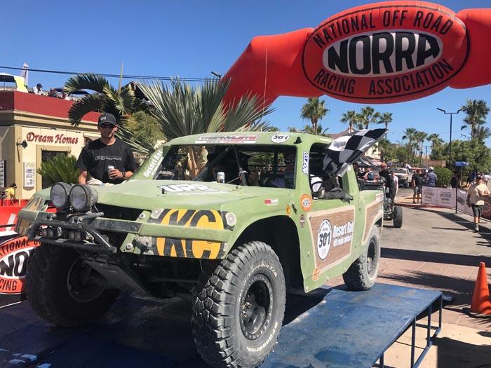 Team Desert Rat takes the win!