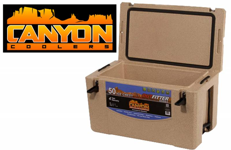 The Ultimate Cooler : Canyon cooler the ultimate ice chest quart
