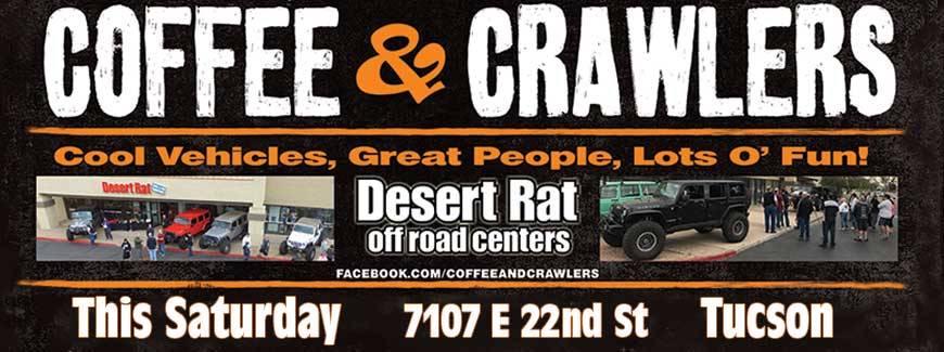 Coffee & Crawlers Tucson