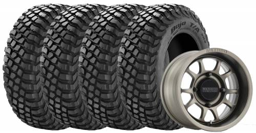 Tire & Wheel Packages - UTV Tire & Wheel Packages
