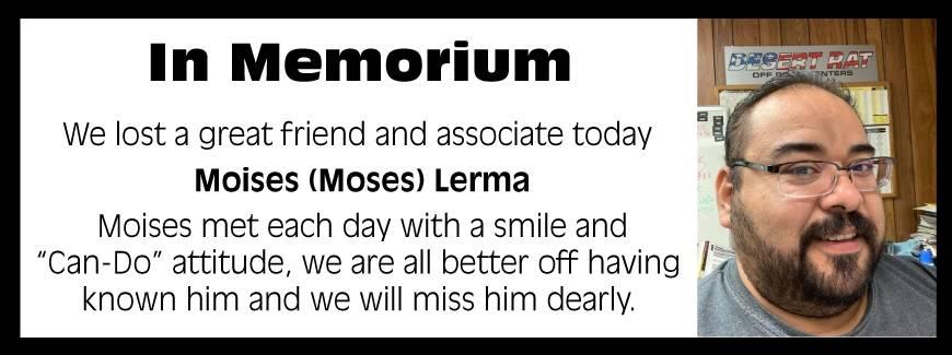 Moises Lerma