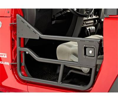 Bestop - Bestop 51826-01 HighRock 4x4 Element Doors