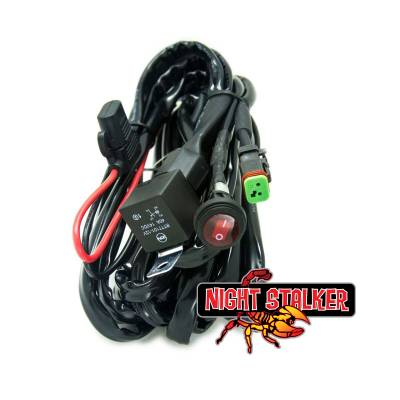 Night Stalker Lighting - Night Stalker Wiring Harness, LED Lightbars - Standard