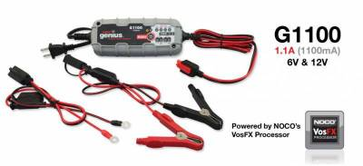 Noco - NOCO G1100 Intelligent Battery Charger