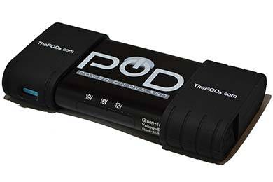 POD Lithium Power Supply - POD X4S (Power on Demand) Jumper-Lithum Power Source, Jump Starter