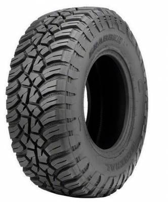 General Tire - 37X12.50R17  General Grabber X3 - BSW