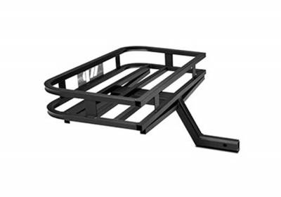 "Warrior Products - Warrior Products 46"" Wide Cargo Hitch Rack - Raised"
