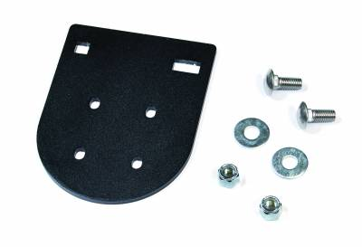 Tera-Flex Suspension - JK HD RotopaX Mount Kit for Hinged Carrier Hi-Lift