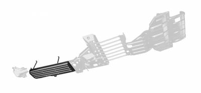 AEV - AEV ZR2 Bison Fuel Tank Skid Plate - 2015+ Colorado Z71/ZR2 (excludes CC/LB)