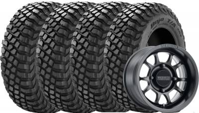 BF Goodrich - 32x9.50R15 BFG Baja KR2 UTV on 15x7 Method 409 Black