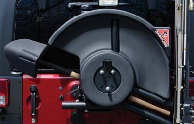AEV - AEV Fuel Caddy Black Gasoline