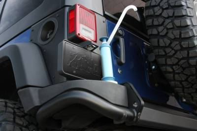 AEV - AEV Pump Accessory Kit, Rear Bumper Water Tank