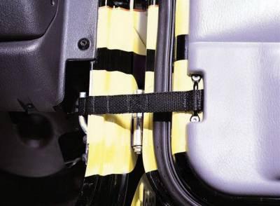 Desert Rat Products - Desert Rattler Adjustable Jeep Door Strap - Pair
