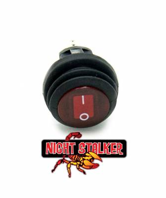 Night Stalker Lighting - Night Stalker Rocker Style Switch