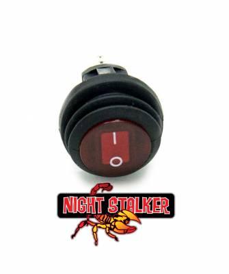 Night Stalker Lighting - Night Stalker Rocker Style Switch
