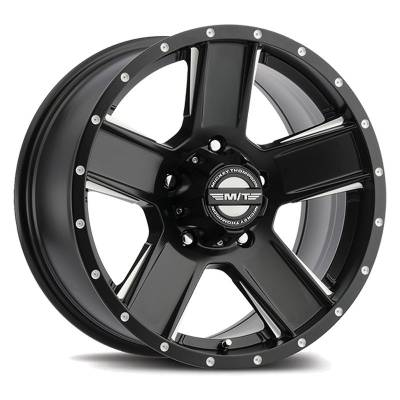 Mickey Thompson - 20x9 Mickey Thompson  SD-5 Wheel 8x170