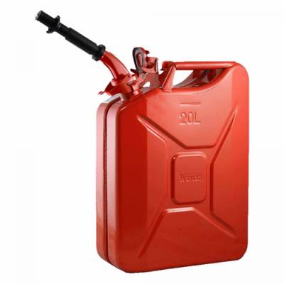 Swiss Link - Wavian USA - Wavian Red 5 Gallon (20 Liter) NATO Fuel Can