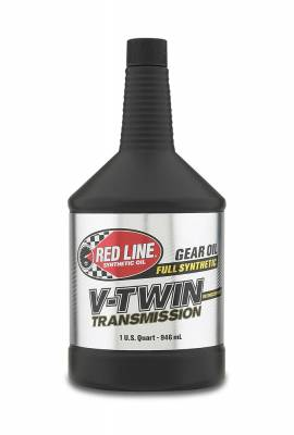 Red Line Oil - Red Line Synthetic V-Twin Transmission Oil - 20W60