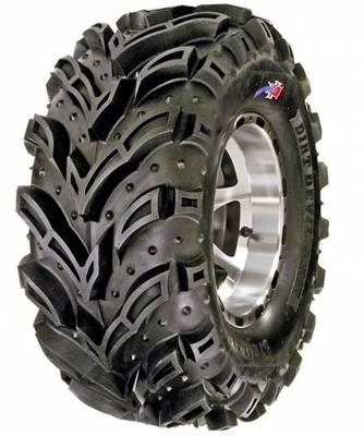 GBC Motorsports - 25X10.00-11 GBC DIRT DEVIL A/T