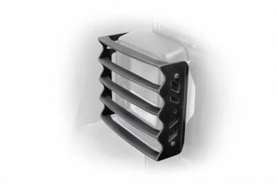 DV8 Offroad - JEEP JL TAIL LIGHT GUARDS 18-PRESENT WRANGLER JL 2/4 DOOR