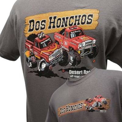 UPR - Desert Rat Dos Honchos T-Shirt X Large