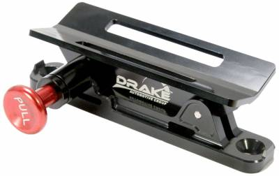 Drake Off Road - Drake Universal Quick Release Fire Extinguisher Mount