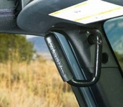 GraBars USA - GraBar USA Jeep JK 2 Door Grab Bars - Front & Rear Seats