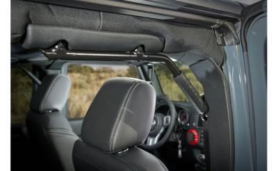 GraBars USA - GraBar USA Jeep JK 2 Door Grab Bars - Rear Seats