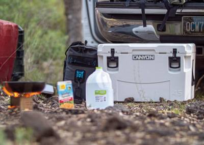 Canyon Coolers - Pro Series Canyon Cooler 45 Quart - Sandstone