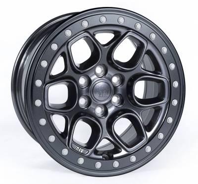 AEV - AEV Crestone 17x8 - Chevy Colorado - Onyx