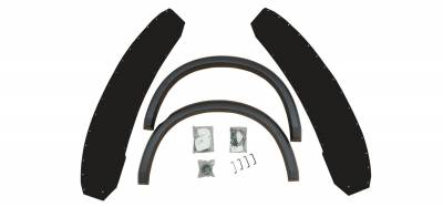 AEV - AEV Highmark Fender Flare Set - Rear - 2010-2018 Ram 2500, 3500 HD