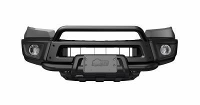 AEV - AEV Bison Front Bumper - Anthracite Low Tube - 2015+ Colorado trucks