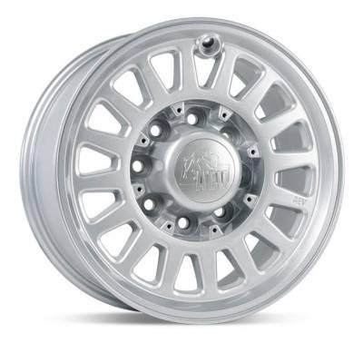 AEV - AEV Salta HD 17 x 8.5 - Silver - 2010-2018 Ram 2500, 3500 HD