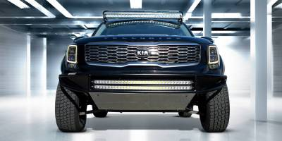 """Vision X Lighting - VISION X 40.20"""" XPL CURVED SERIES HALO 31 LED LIGHT BAR INCLUDING END MOUNT L BRACKETS AND HARNESS"""