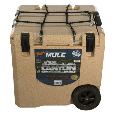 Canyon Coolers - Canyon Cooler Mule 30 Quart Cooler - Sandstone - Image 2