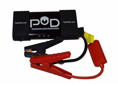 POD Lithium Power Supply - POD X4S (Power on Demand) Jumper-Lithum Power Source, Jump Starter - Image 3