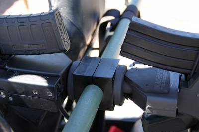 """Blac-Rac Weapon Retention Systems - Blac-Rac System - Tube Mount - 7/8"""" Tube - Image 2"""