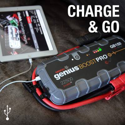 Noco - NOCO 4000 Amp Compact Lithium Extreme Duty Jump Starter & Power Supply GB150 - Image 4