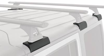 Rhino-Rack USA - Rhino-Rack Jeep 4 Door JKU Backbone Roof Rack System JA8548 - Image 4