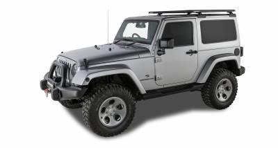 Rhino-Rack Jeep 2 Door JK Backbone Roof Rack System JA8547 - Image 2