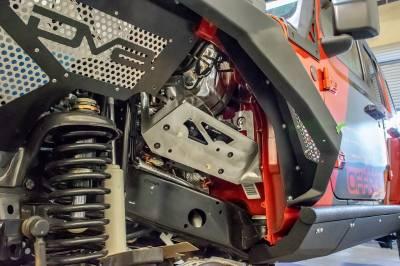 DV8 Offroad - Jeep JL Under Hood Compressor Mount for ARB CKMTA12 - Image 2