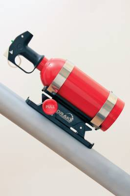 Drake Off Road - Drake Universal Quick Release Fire Extinguisher Mount - Image 2