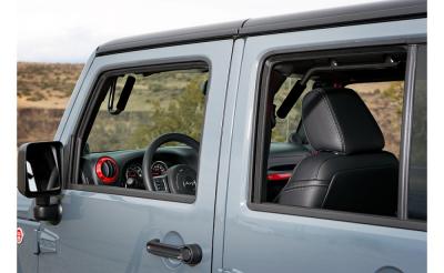 GraBars USA - GraBar USA Jeep JK 4 Door Grab Bars - Front & Rear Seats - Image 3