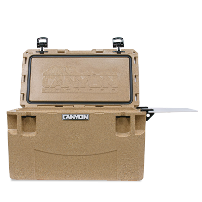 Canyon Coolers - Pro Series Canyon Cooler 65 Quart - Sandstone - Image 4