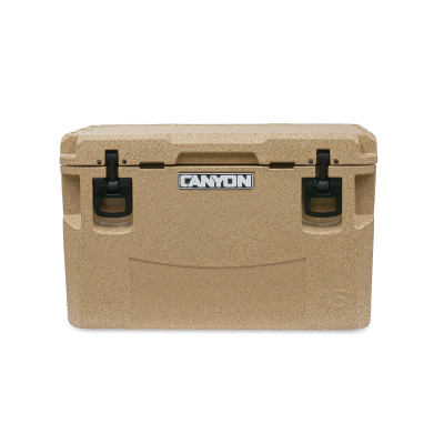 Canyon Coolers - Pro Series Canyon Cooler 45 Quart - Sandstone - Image 3