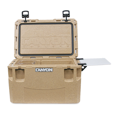 Canyon Coolers - Pro Series Canyon Cooler 45 Quart - Sandstone - Image 4