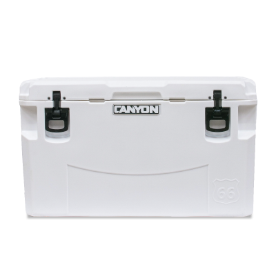 Canyon Coolers - Pro Series Canyon Cooler 65 Quart - White Marble - Image 4