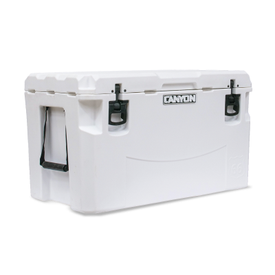 Canyon Coolers - Pro Series Canyon Cooler 65 Quart - White Marble - Image 5