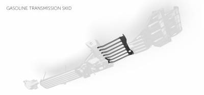 AEV - AEV Colorado Transmission Skid Plate - Diesel Engine - Image 2
