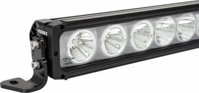 "Vision X Lighting - VISION X 19"" XPR HALO 10W LIGHT BAR 9 LED TILTED OPTICS FOR MIXED BEAM - Image 3"